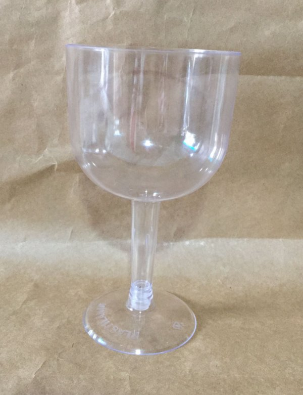 Taça Acrilica 500ml Gin Cristal (Pit500) 4 unids