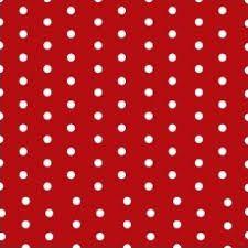 Toalha perolada 80x80 Poá Vermelho 10 unids