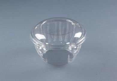 Saladeira Pote Multi Uso 1400ml c/tampa (G683)100 unids