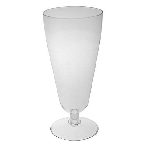 Taça Acrilica 290ml Tulipa Choop c/05 unids
