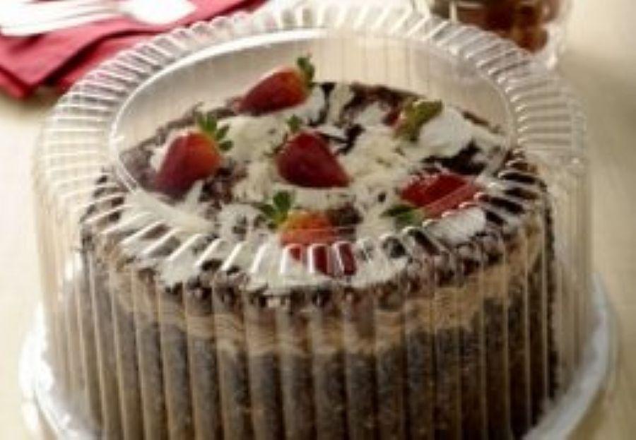 G56MA Embalagem Torta/bolo Média 2kg tampa alta unid