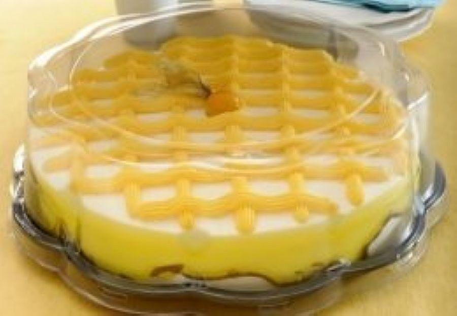 G60f Embalagem Torta/bolo gde 3kg Flower Pta unid