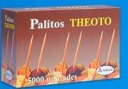 Palito Dental Madeira 5000 unids