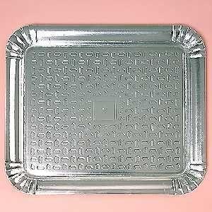 Bandeja papelão laminada nº07 43,7x51,2cm unid