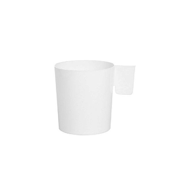 Xícara Descartavel Plastica 065ml PW2L Bca 10 unids