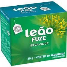 Chá Leão Erva Doce c/ 10 (sachê)