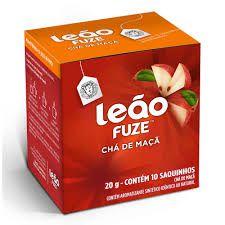 Chá Leão Maçã c/ 10 (sachê)