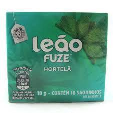 Chá Leão Hortelã c/ 10 (sachê)