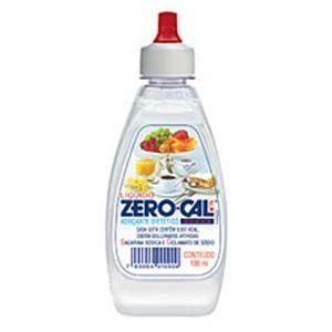 Adoçante Liquido Zero Cal 100ml unid