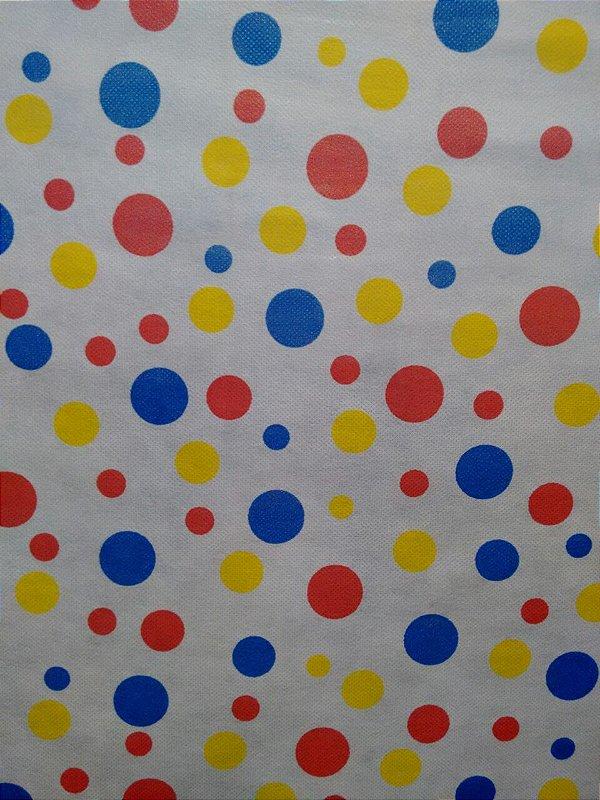 Tnt Bolas grandes coloridas metro