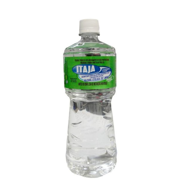 Álcool Liquido 70% 1lt