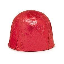 Papel chumbo cortado 15x16 vermelho liso c/300 unids