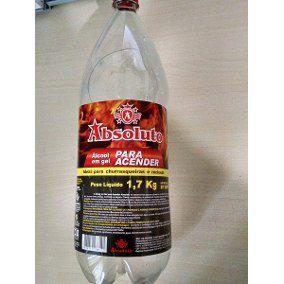 Álcool Gel 80% 1,7kgs unid