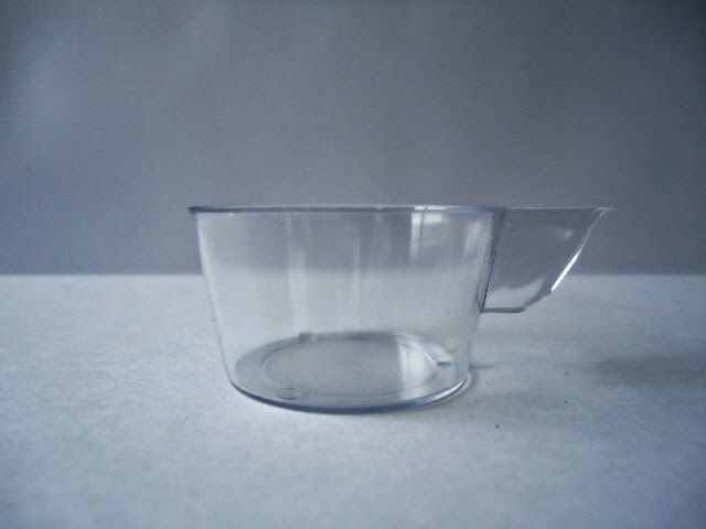 Base p/ Copo Café Cristal (50ml) c/500 unids