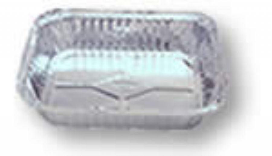 Marmitex aluminio 1000ml Thermoprat (D2) c/10 unids