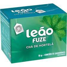 Chá Leão Hortelã c/ 15 (envelopado)
