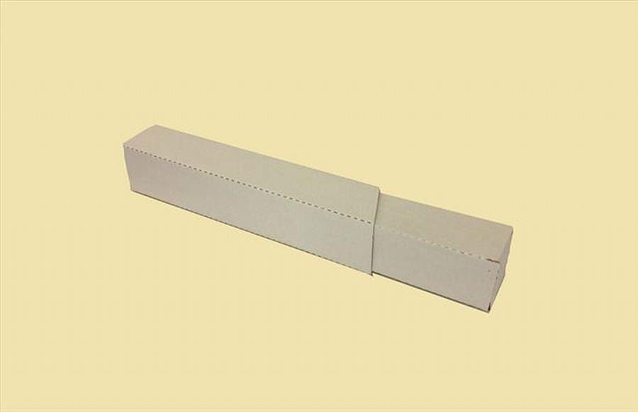 Caixa porta pão metro c/ 25 unids