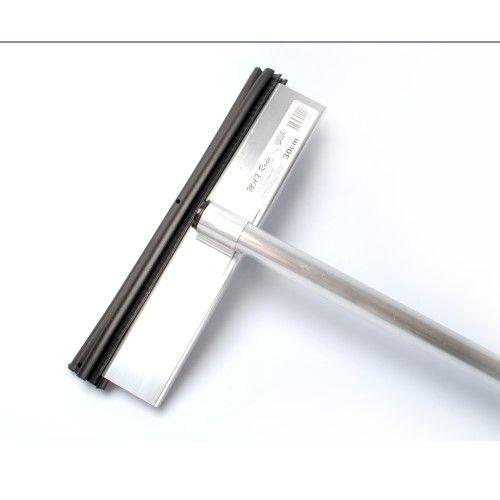 Rodo 30cm aluminio unid