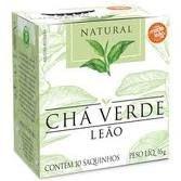 Chá Leão Verde c/ 10 (sachês)