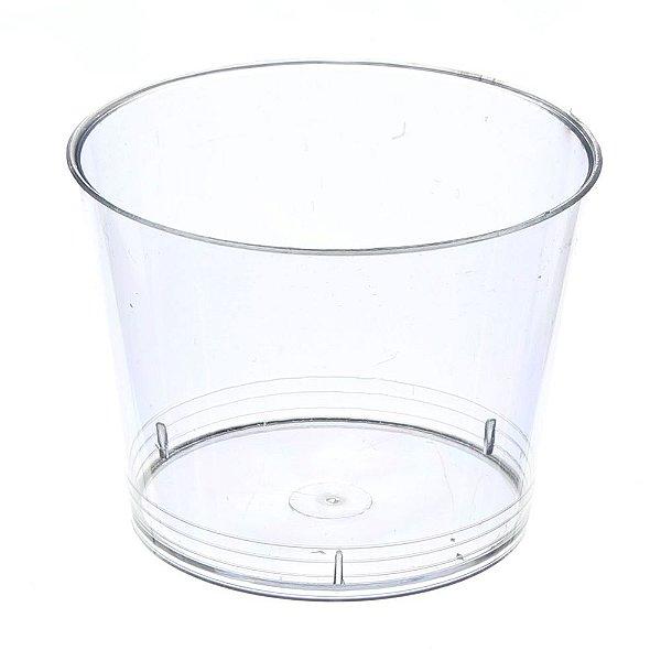 Copo Acrilico 100ml (Pic100) Cristal 10 unids