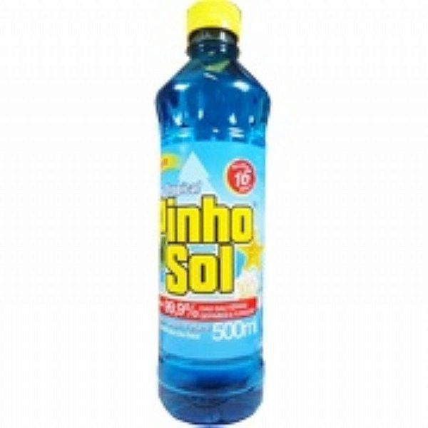 Desinfetante Pinho sol mar tropical 500ml