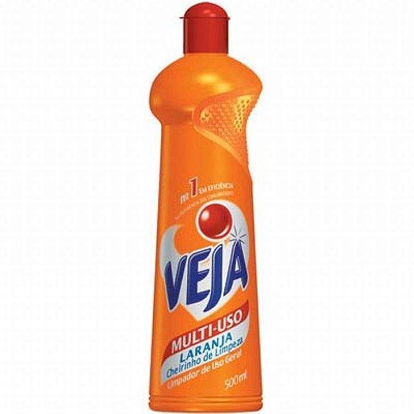 Veja Multi uso laranja 500ml