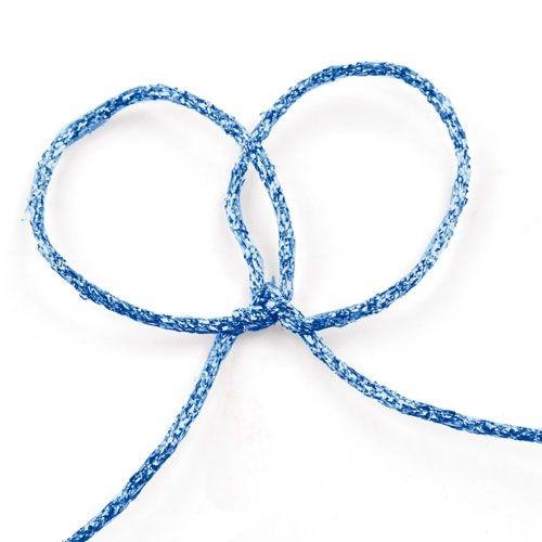 Fios Metalizados Aramados Azul 10mts unid