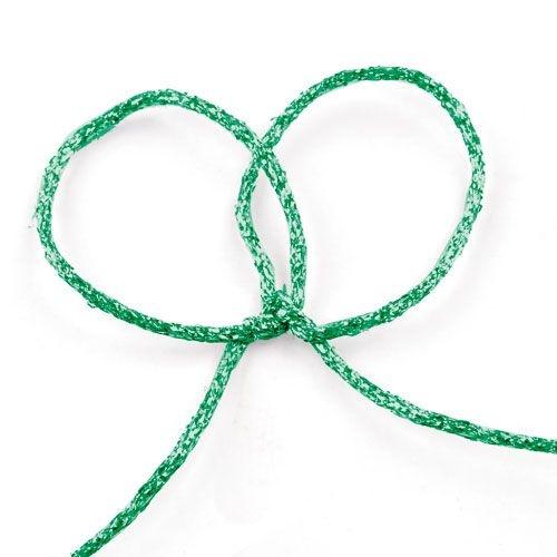 Fios Metalizados Aramados Verde 10mts unid