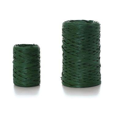 Fita Ráfia Sintética Verde 50mts unid (consultar disponibilidade na loja antes da compra)