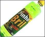 Desinfetante Pinho Bril Flores Limão 500ml