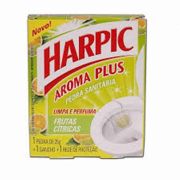 Bloco Sanit Harpic Citrus 20grs (rede) unid