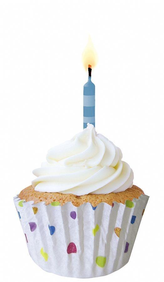 Forma papel Cupcake Bolinha colorida pequena c/45 unids (consultar disponibilidade antes da compra)