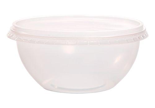 Pote Bowl 750ml c/ tampa 16 unids