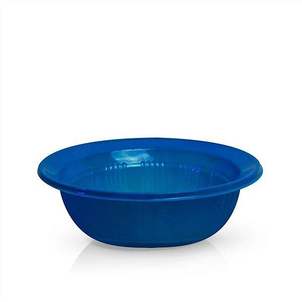 Cumbuca Plastica Pf15cm Azul Escuro Trik Trik 10 unids (consultar disponibilidade antes da compra)