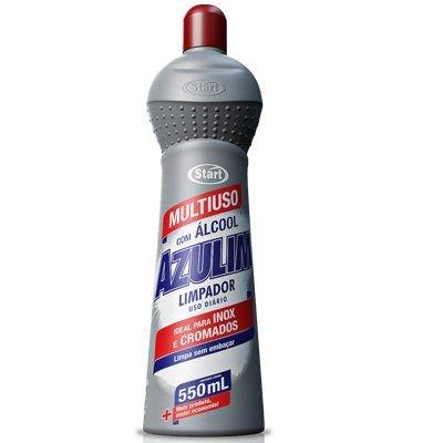 Multi Uso Azulim c/alcool 500ml