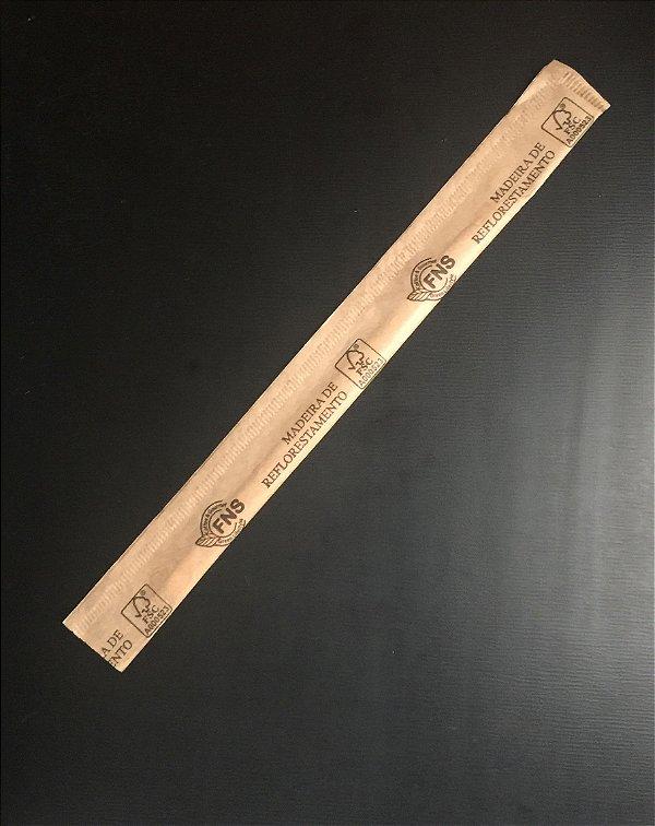 Mexedor Madeira 11cm embalado 250unids