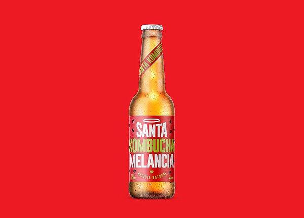 Santa Kombucha Melancia