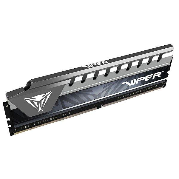 Memoria DDR4 Patriot VIPER Elite Grey 4GB 2666mhz XMP2.0 PVE44G266C6GY