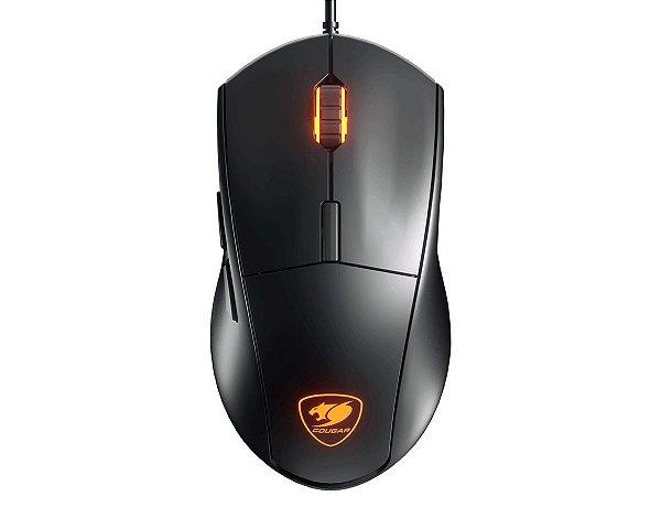 Kit Mouse Gamer Minos XC 4000 DPI + Mousepad SPEED XC Cougar