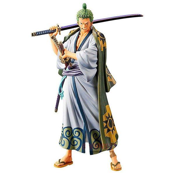 One Piece - Roronoa Zoro - The Grandline Men Wanokuni