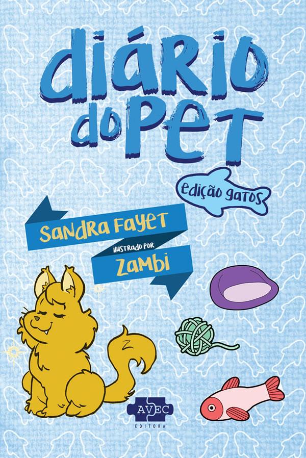 Diario Do Pet - Edicao Gatos
