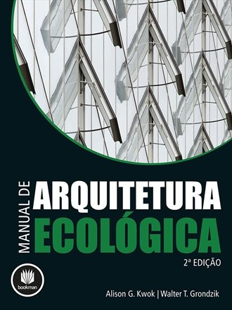 Manual Da Arquitetura Ecologica