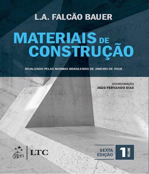 Materiais De Construcao - Vol 01