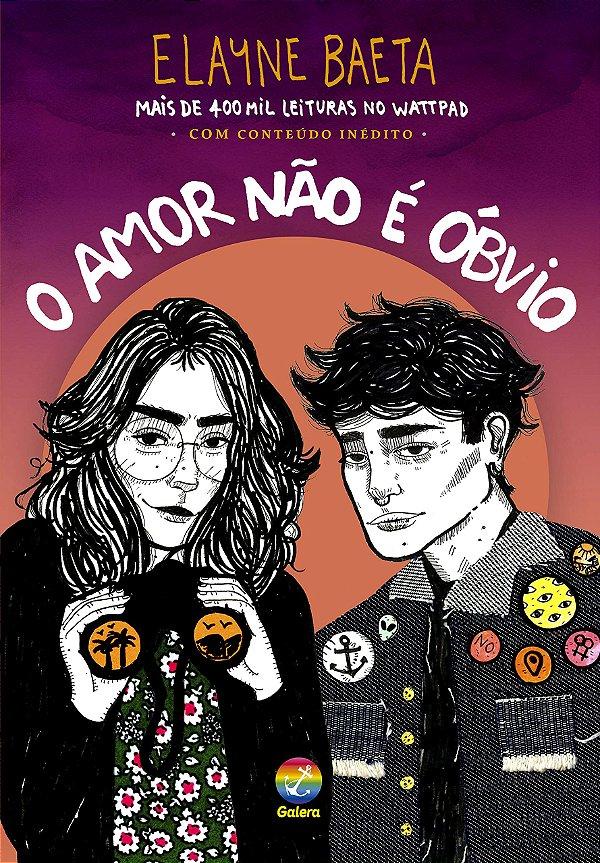 Amor Nao E Obvio, O