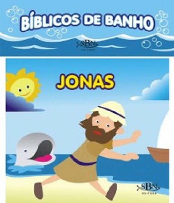Biblicos De Banho - Jonas