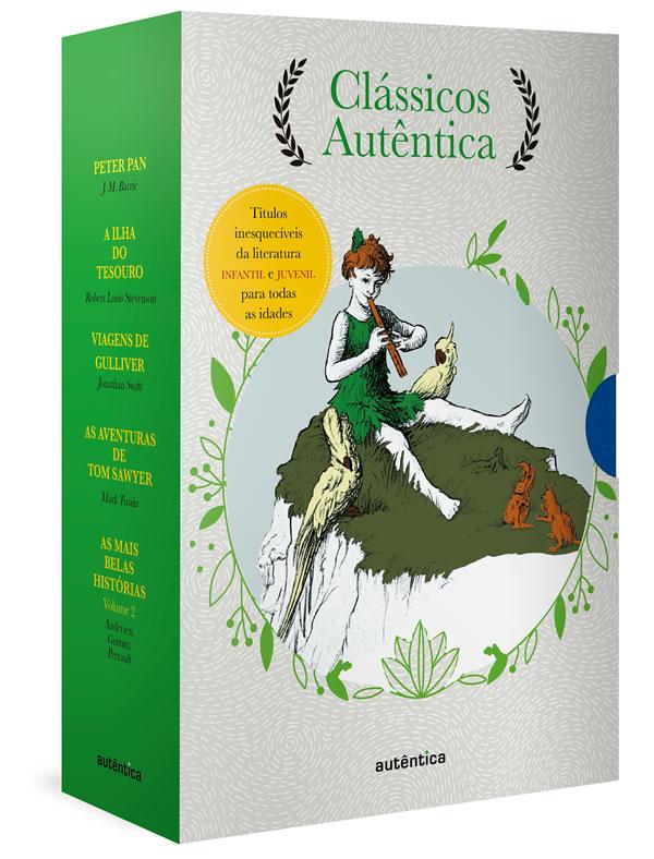Box - Classicos Autentica - Vol 02