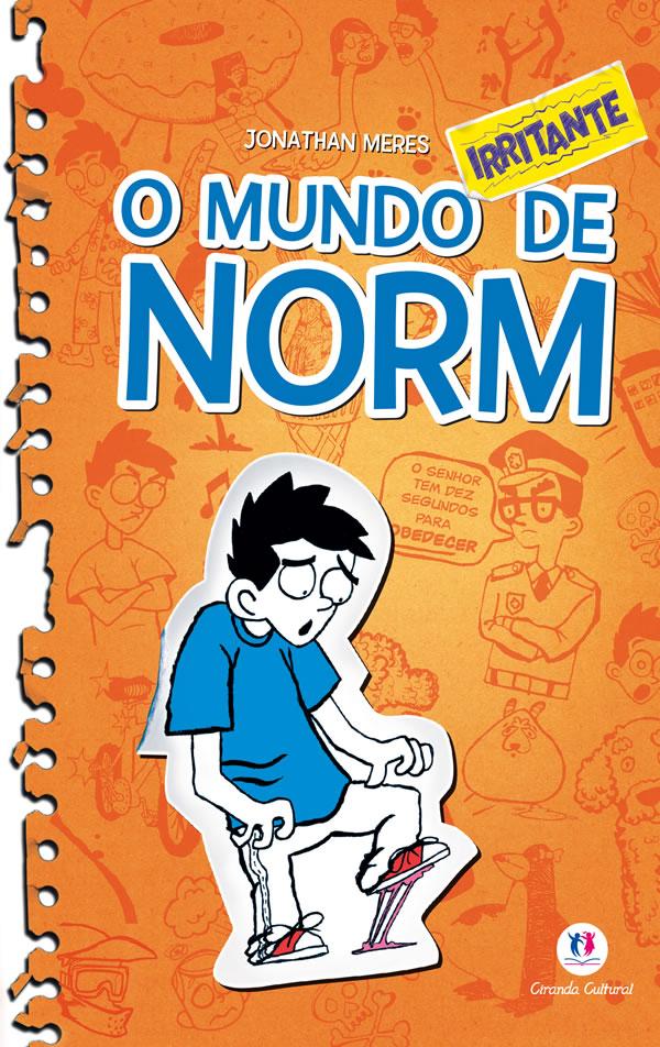 O mundo irritante de Norm