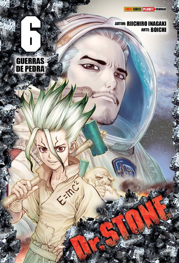 Dr. Stone Vol. 06