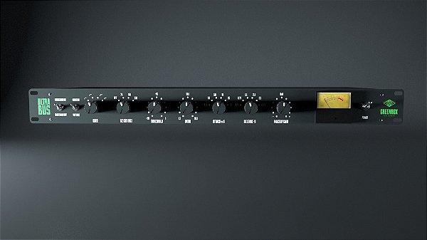 ULTRA BUS - Stereo Bus Compressor com Transf. de Áudio