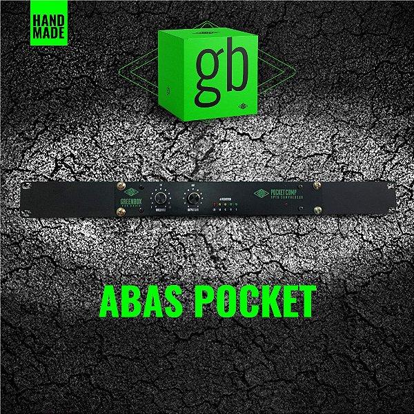 Abas Extensoras p/ Equipamentos Pocket Line (Par)